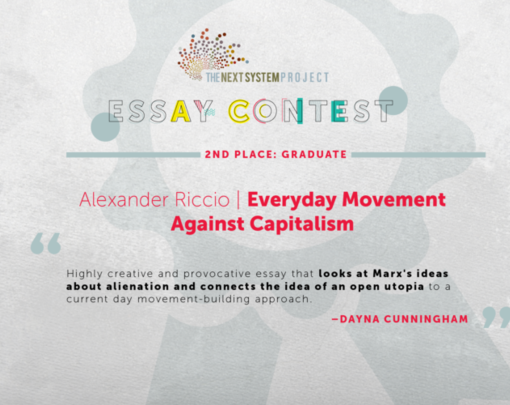 Everyday Movement Against Capitalism