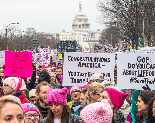 Women's March Washington 2017