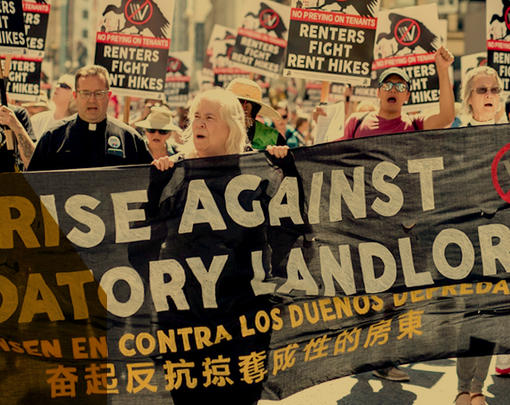 Rise against predatory landlords