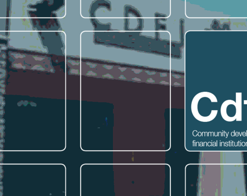 Community development financial institution