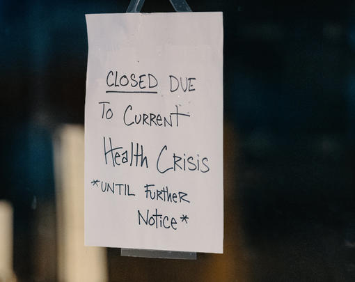 Closed due to current health crisis until further notice