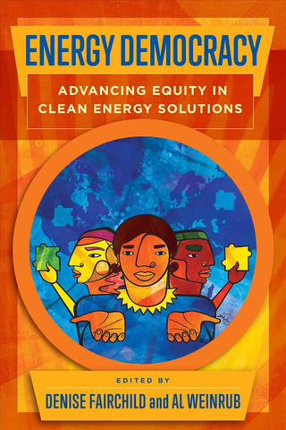 The cover of the book Energy Democracy