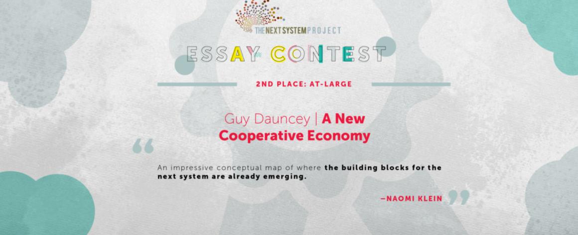 new cooperative economy a new cooperative economy