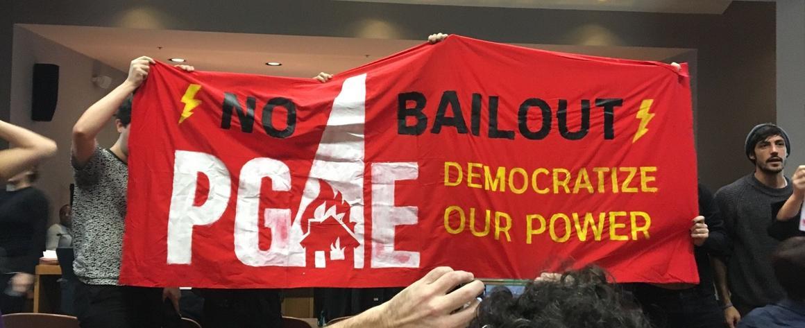 Public takeover of PG&E: A radically common-sense proposal