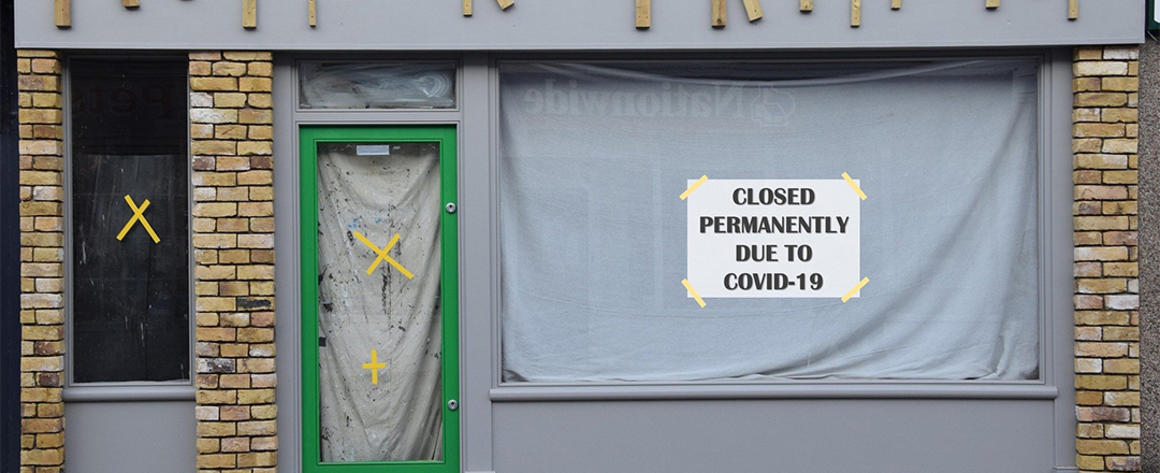 Closed permanently due to COVID-19